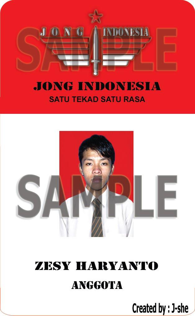 Contoh id card dan atibut jong indonesia jong indonesia contoh id card dan atribut jong indonesia publicscrutiny Choice Image
