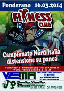 WDFPF Campionato Nord Italia di Bench Press