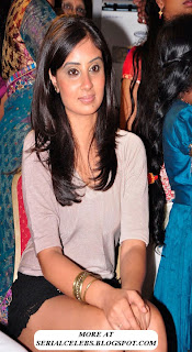 Banu Sri Mehra milky thigh show
