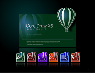 Cara Gampang Membuat CorelDraw X6 Full