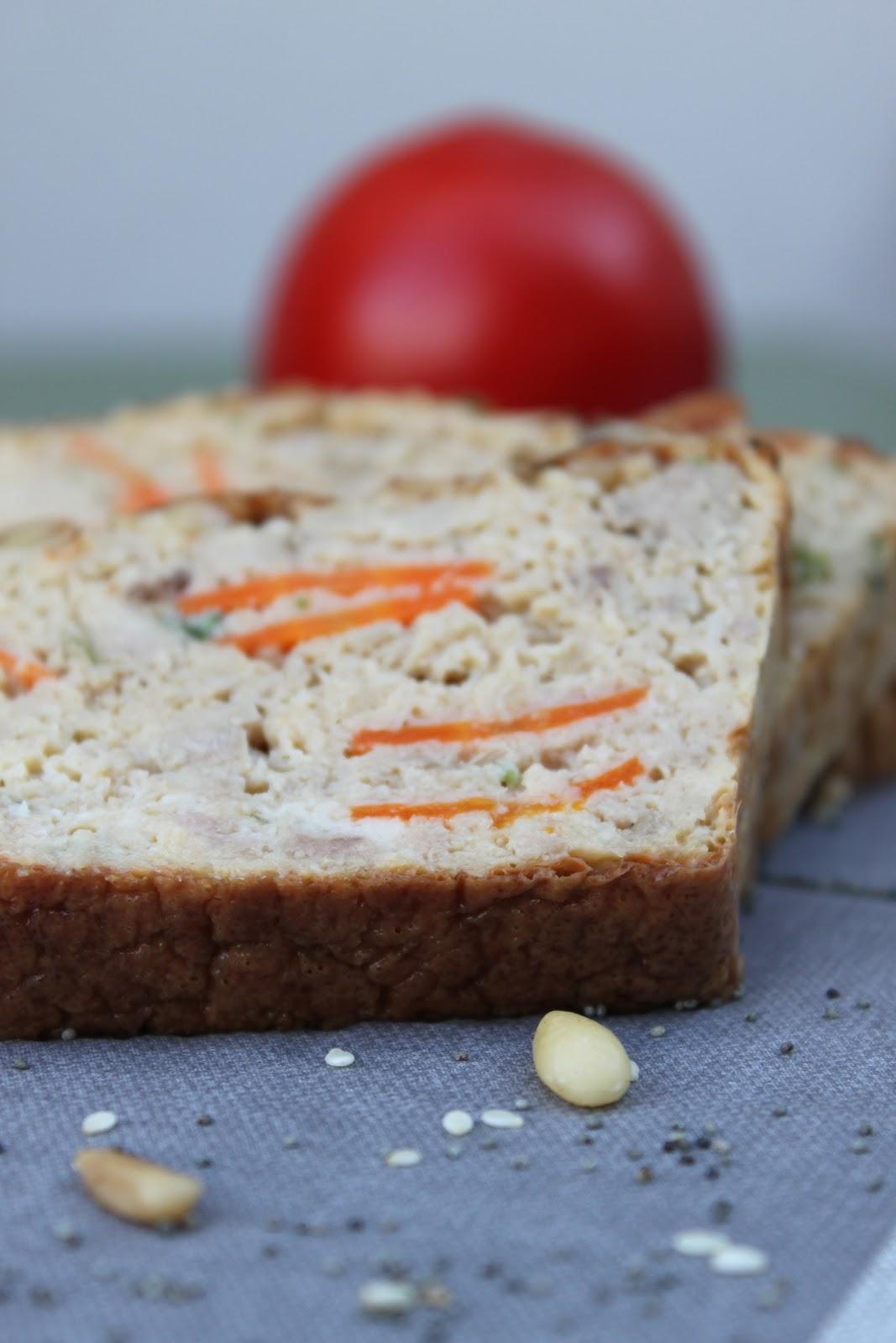 Petits repas entre amis pain de thon aux petites carottes for Petit repas entre amis