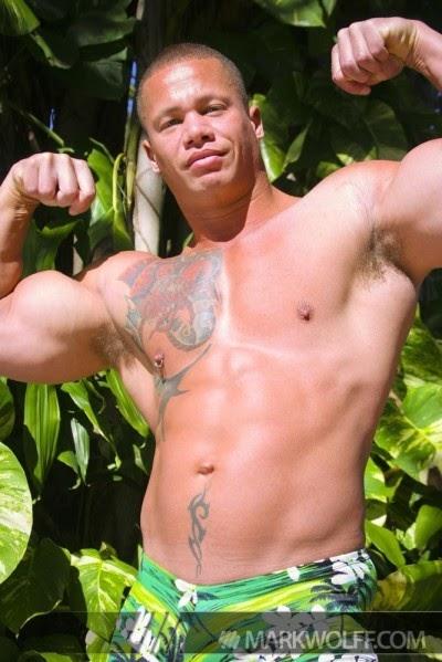 men muscle gay