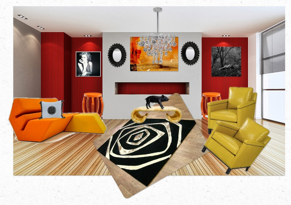 An Analogous Color Scheme Is Decorating With Similar Colors They Are Neighboring On The Wheel One More Dominant Being A