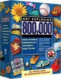 Download Art Explosion 800,000 cracked Download full cracked Art ...