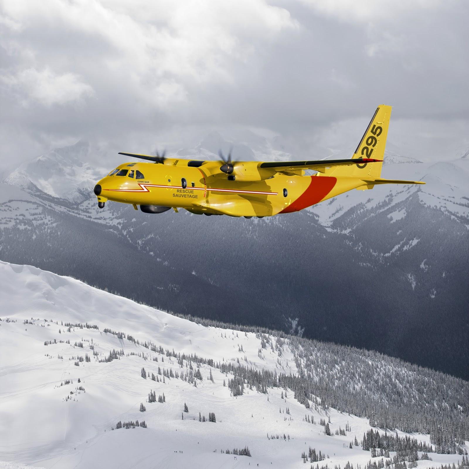 C 295 Airbus Military