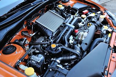 Subaru WRX Special Edition