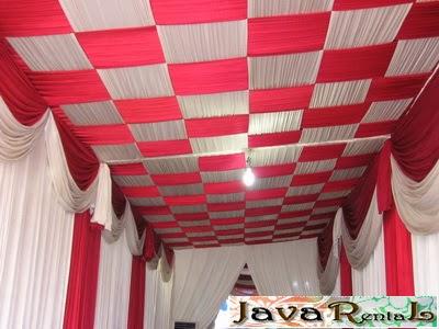 Sewa Tenda Dekorasi VIP