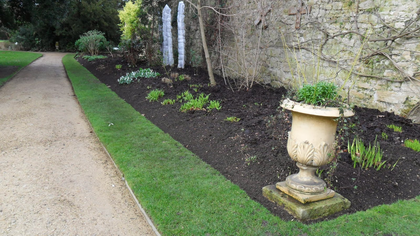 Worcester College Gardeners February 2014