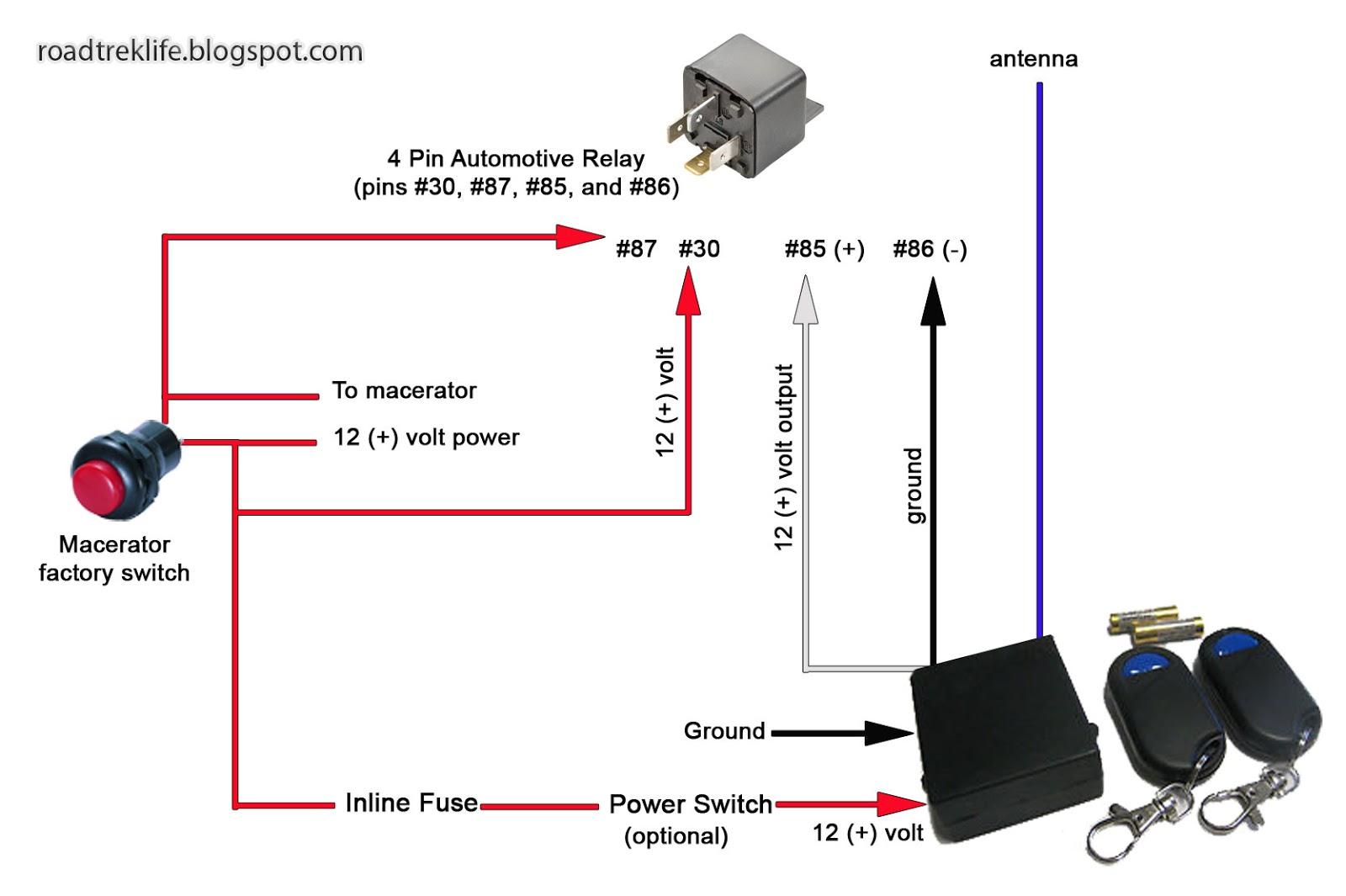 wiring diagram for rv batteries the wiring diagram rv battery disconnect switch wiring diagram nodasystech wiring diagram