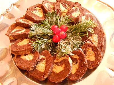 Biscotto di castagne di nonna