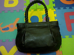 Furla Miriam Nappa Leather Handbag(SOLD)