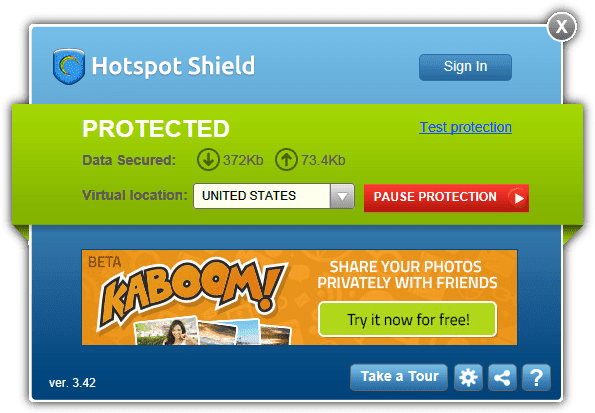 hotspot shield download full version free with cracked