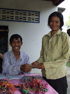 Rural Woman Receives Embracelet Stipend
