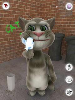 tom o gato falante talking tom cat 2 para apple