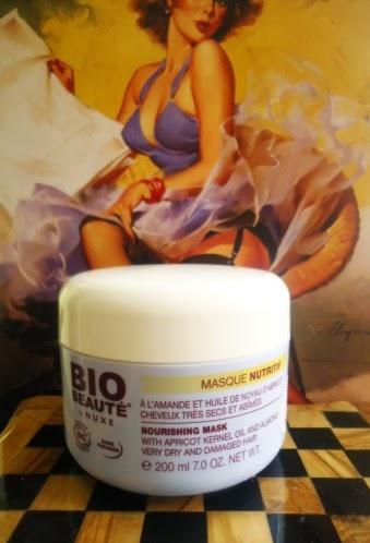 Masque nutritif cheveux Bio beauté by Nuxe