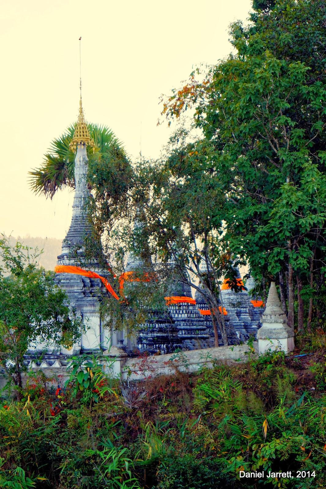 Wat Muay Tor Mae Hong Son