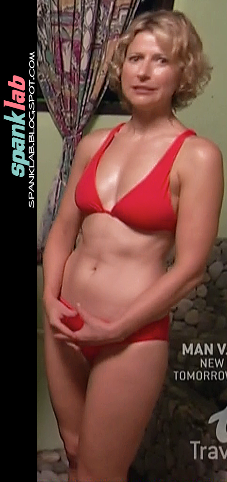 Samantha Brown bikini. Posted by Spank Lab at 11:31 PM No comments: