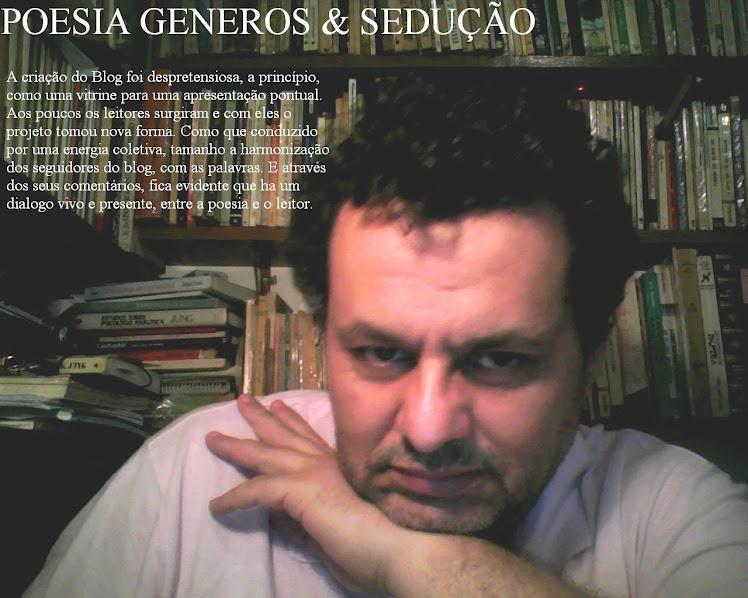 POESIA GENEROS & SEDUÇÃO