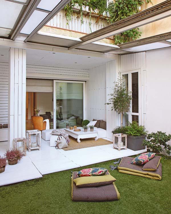 Cepaynasi bah eli ev - Casas pequenas con porche y jardin ...