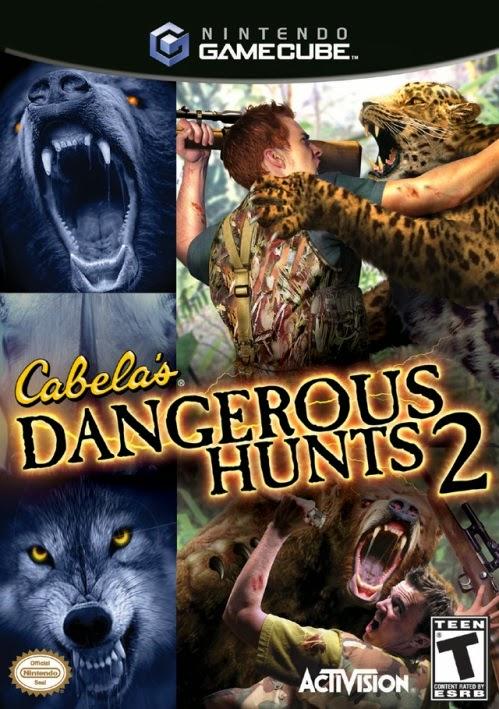 لعبة صيد الحيوانات المفترسة Cabelas Dangerous Hunts 2 كاملة حصريا تحميل مباشر Cabelas+Dangerous+Hunts+2