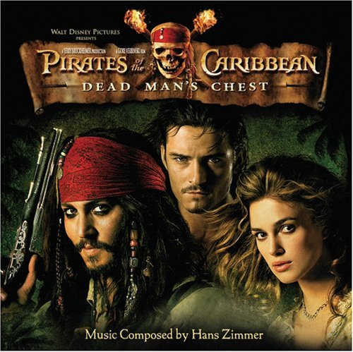 Baixar CD Piratas do Caribe 2 - O Baú da Morte | Pirates Of The Caribbean - Dead Man's Chest (2006)