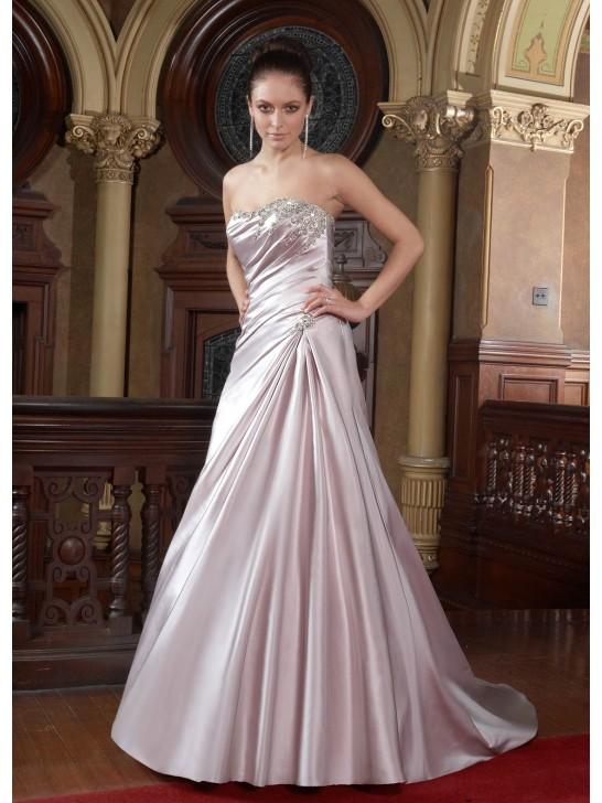 Brautkleider 2012 Brautmode: Was ist mit den rosa Brautkleider
