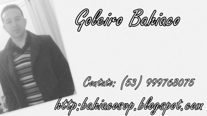 GOLEIRO BAHIACO