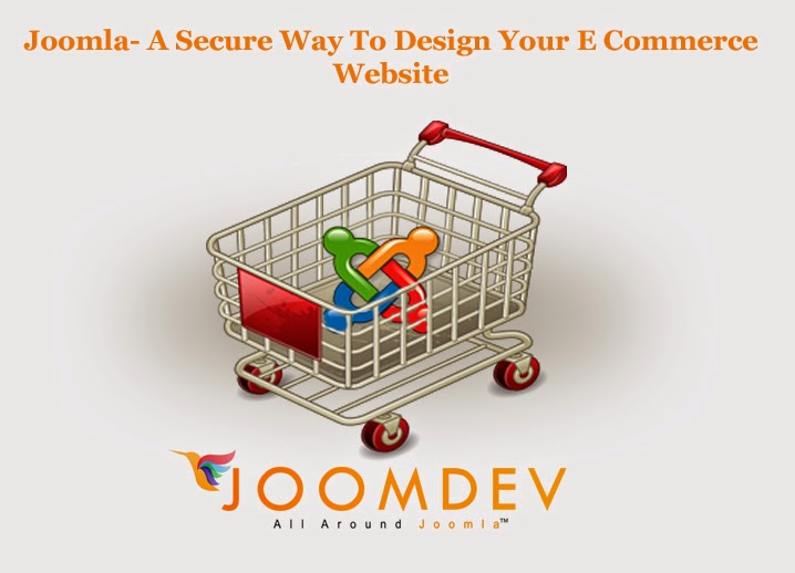 Joomla To Design E Commerce Websites