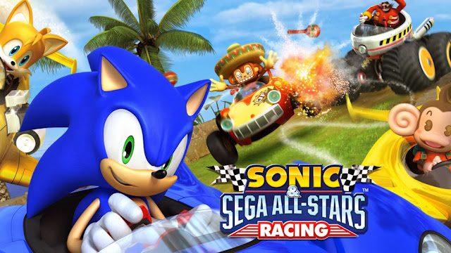 Sonic & SEGA All-Stars Racing APK