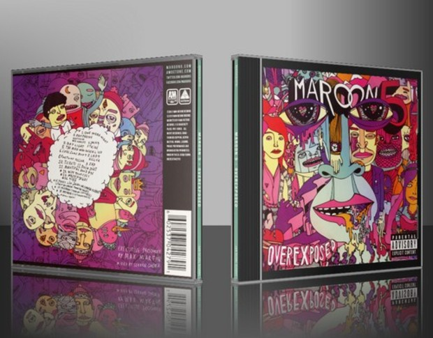 of Maroon 5 Overexposed Album contains 12 tracks but for this Deluxe    Overexposed Maroon 5 Deluxe Edition