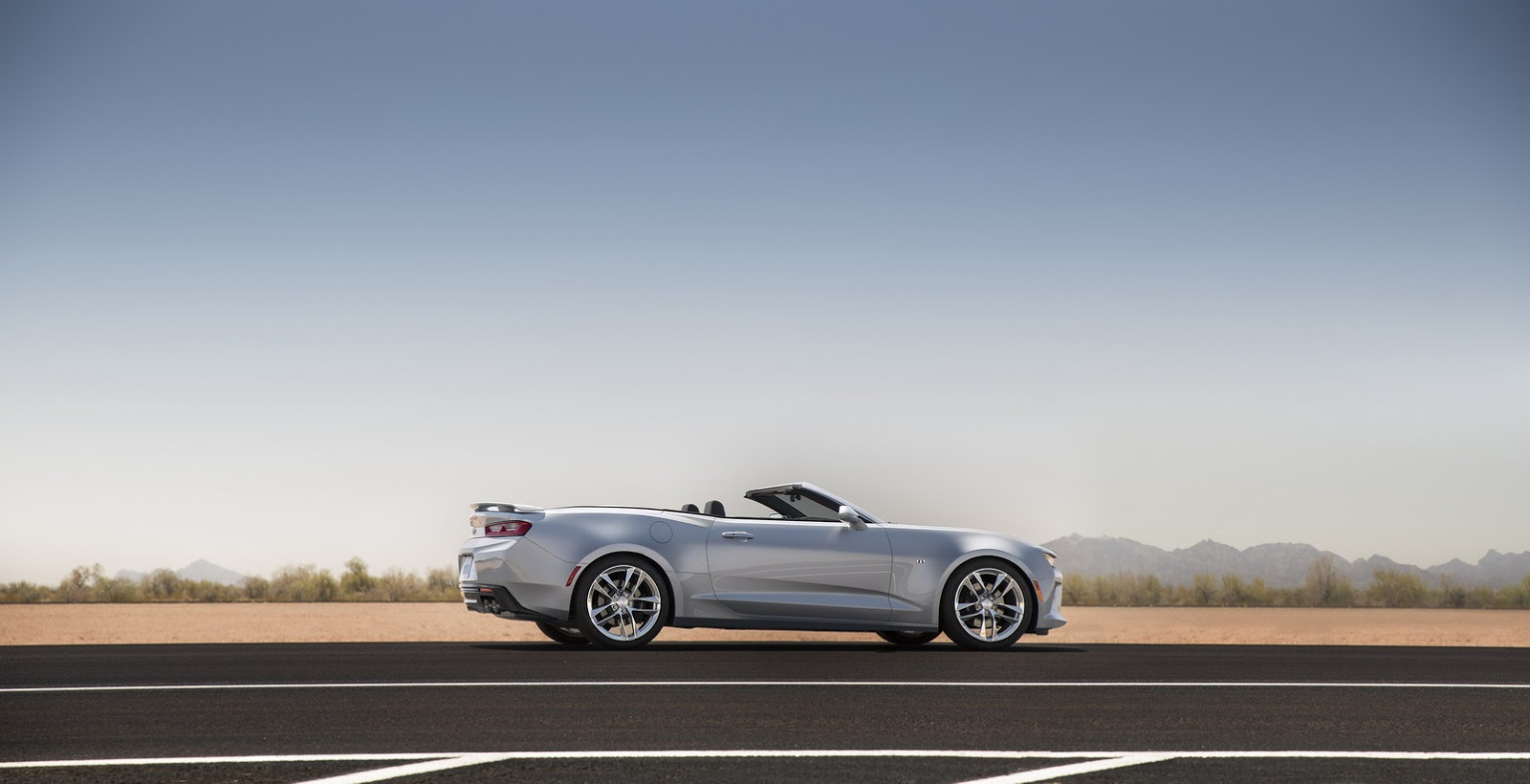 Chevy Pulls The Lid Off On New 2016 Camaro Convertible