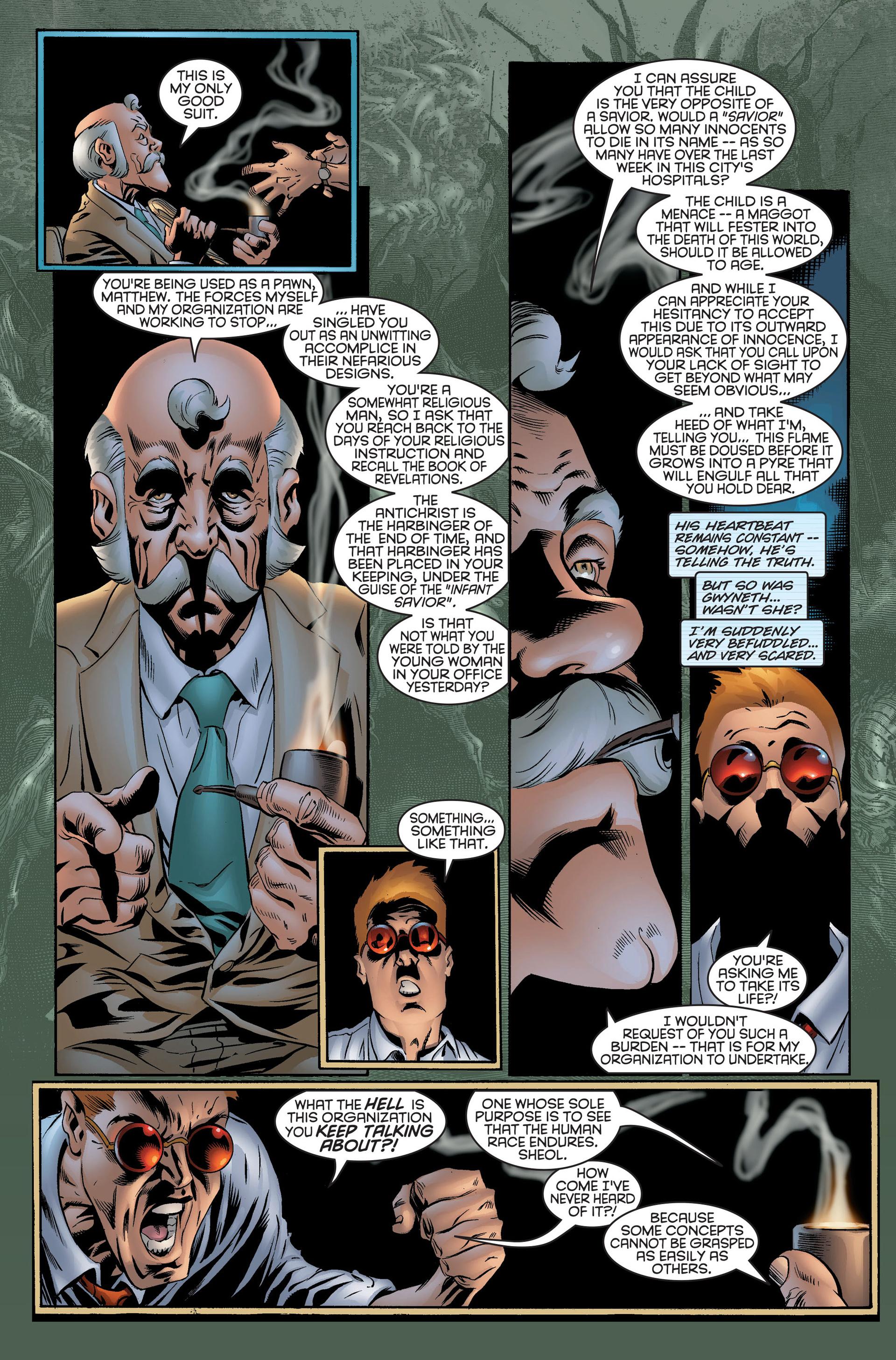 Read online Daredevil (1998) comic -  Issue #2 - 9