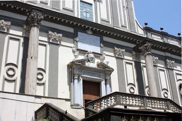 Tempio dei Dioscuri/San Paolo Maggiore