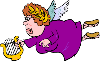 Fat Angel Free Clipart