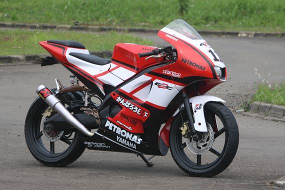 Modif Yamaha R25