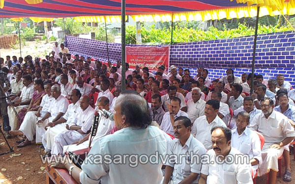 Endosulfan, Collectorate, March, Kasaragod, Kerala, Kerala News, International News, National News, Gulf News.