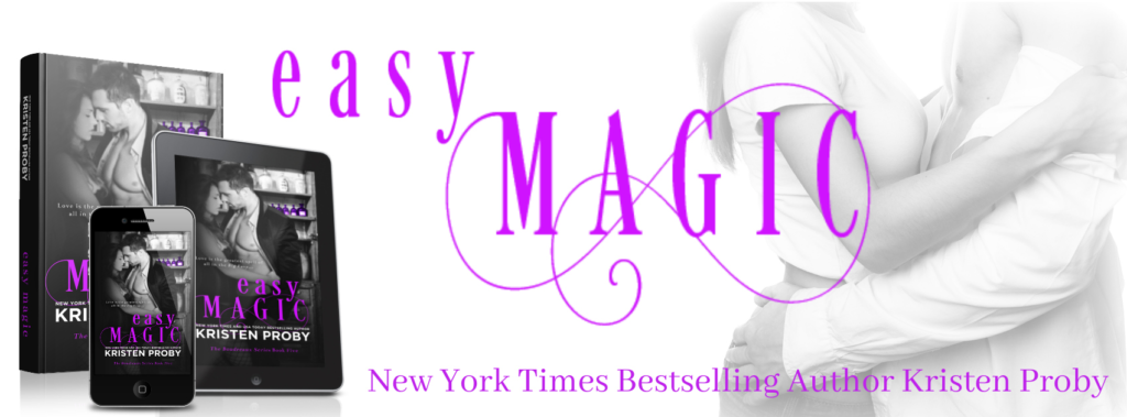 EASY MAGIC Release Week Blitz & Giveaway