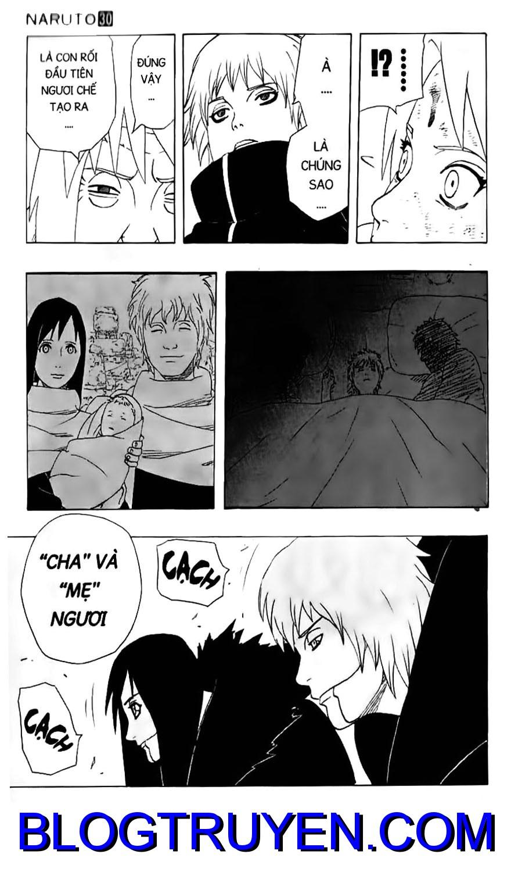 Naruto chap 267 Trang 1 - Mangak.info