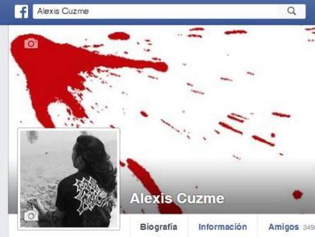 Contáctame en facebook