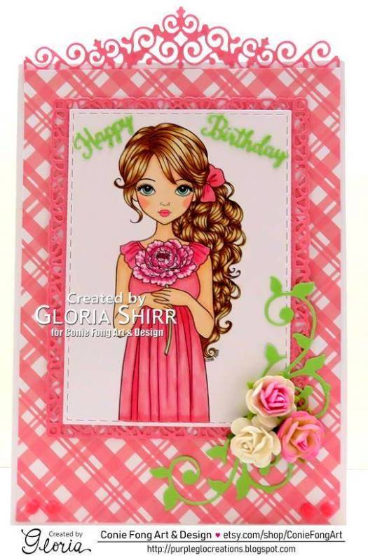 Featured Card at LeAnn's World 101