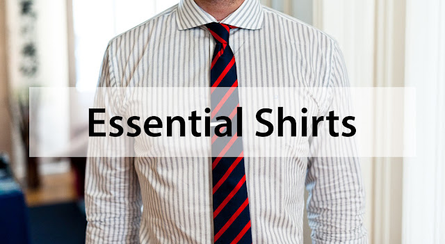 Buyers Guide: Essential Indochino Shirts & how to get the perfect fit
