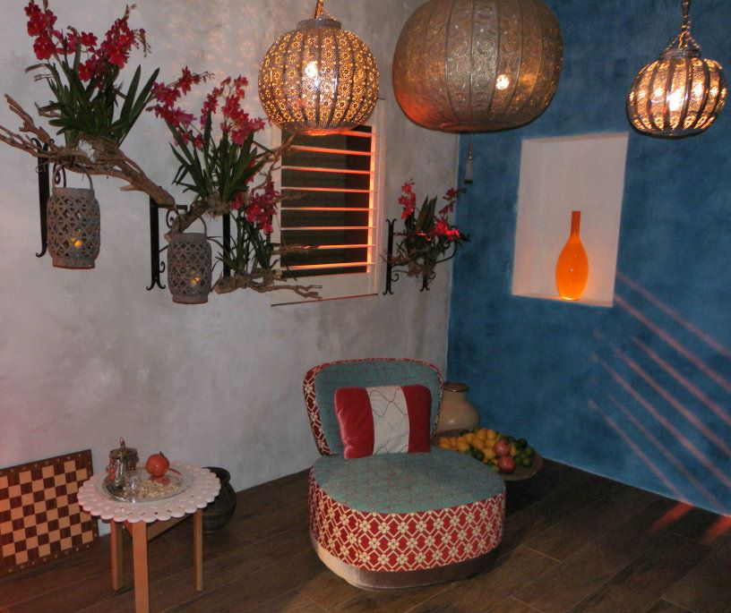 Die wohngalerie doshi levien auf der imm cologne for Einrichtung orientalisch