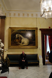 The Wallace Collection London Painting with Bad Glare
