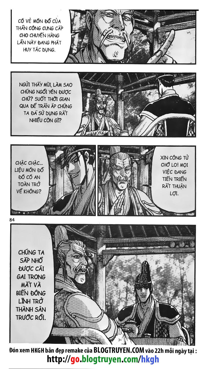 Hiệp Khách Giang Hồ chap 368 page 9 - IZTruyenTranh.com