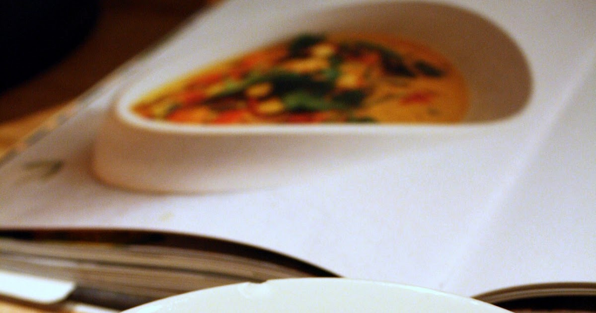 The Healing Plate: Sweet Potato-Poblano Soup