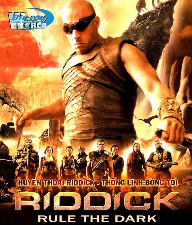 Thống Lĩnh Bóng Tối - Riddick (2013)