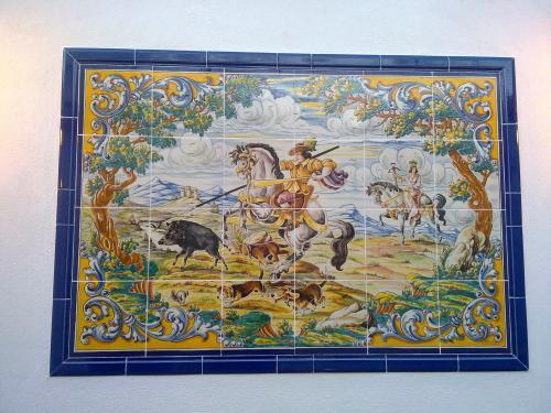 Murales de ceramica talavera - Murales de ceramica ...