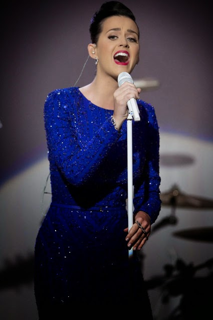 Katy Perry Performed At The White House