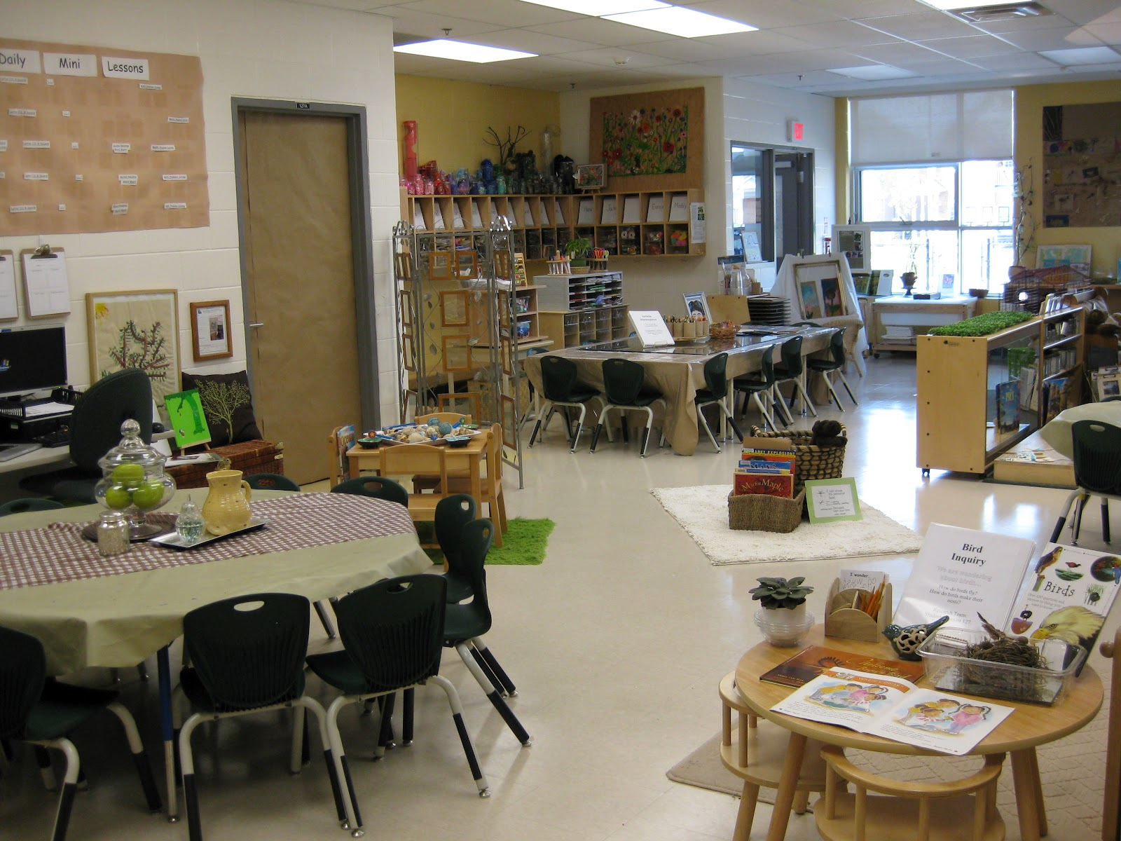 Classroom Environment Design ~ Transforming our learning environment into a space of