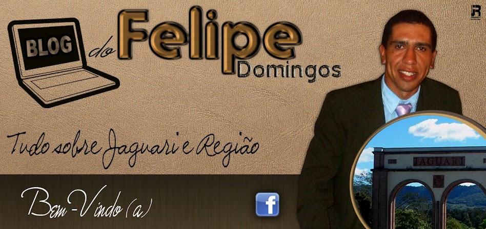 Blog do Felipe Domingos - Tudo sobre Jaguari e Região